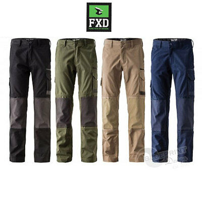 FXD Workwear WP-1 Duratech Work Trouser cargo multi pocket Trousers