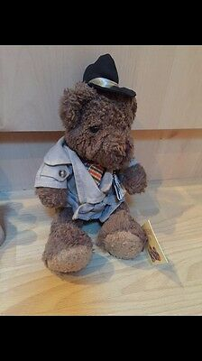 The Teddy Bear Collection. Dick The Detective. Soft Toy. Number 36