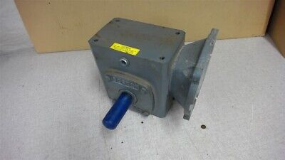 Boston Gear F72130B6G Left Angle Gearbox, Input Hp 0.81, 660 Lb Inch, 30:1 Ratio