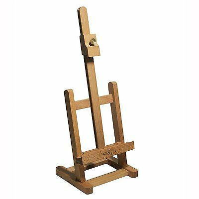 New - Winsor & Newton Brent Artists Wooden Table Easel