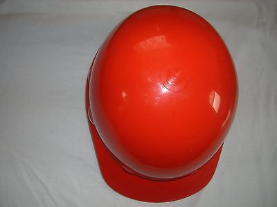 Fibre-Metal Orange Supereight Hard Hat with Ratchet Suspension