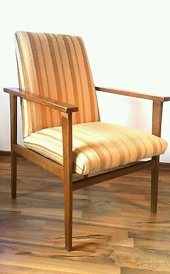 vintage  easy chair from the 60s - mid century design 1. v. 2.