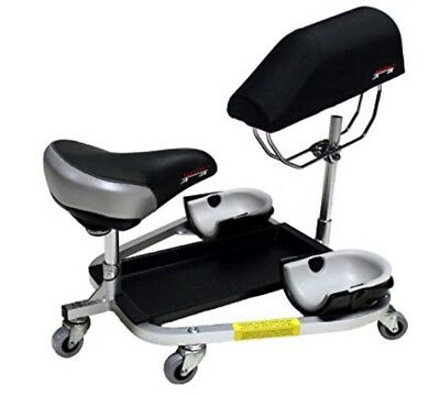 Racatac 01RACCS Flooring Knee Roller and Chest Support