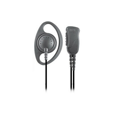 Pryme Defender SPM-1203 Earpiece for HYT Relm 2-Pin 2-Way Radios (See List)