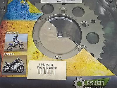 corona ERGAL z41 Ducati 851 888 ss monster 400 600 620 695 696 750 800 900