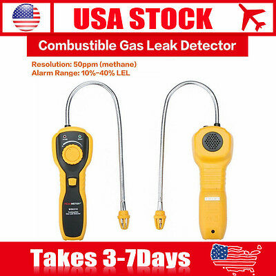 Natural Gas smog alcohol Analyzer Detector Combustible Gas Leak Alarm Detector