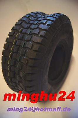 1 Lawn Mower Tires Mounted Mower Tire 20x8.00-8 Tyres 20x8.00-8 TL 2PR Tractor