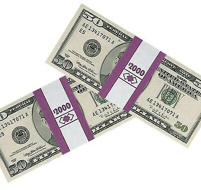PM Company SecurIT $2000 Kraft Currrency Bands 1.25 x 7.62 Inch... Free Shipping