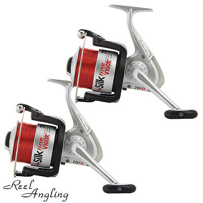 Sea Fishing Reels Beach / Pier  Lineaeffe vigor silk 70 & 60 Models Fixed Spool