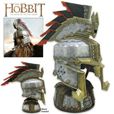 UC1367 Helm of Dain Ironfoot Lord of the Rings IN STOCK