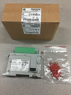 New In Box Allen Bradley Micro800 4 Point Analog Output Module 2085Of4 Ser.a