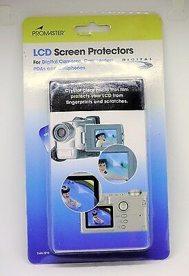 Promaster Lcd Screen Protectors 4 Inch