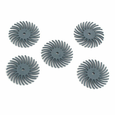 400 Grit Lotus Polishing Grinding Crack Wheel Disc for Rotary Tool 5pcs