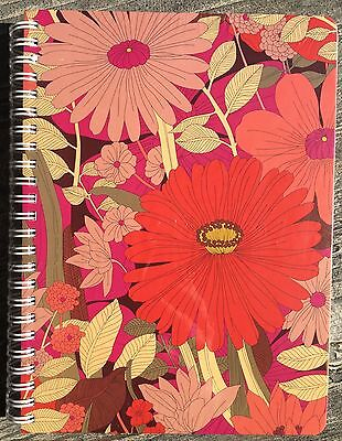 Vera Bradley Mini Notebook with Pocket in Bohemian Blooms, PACKAGED, NWT