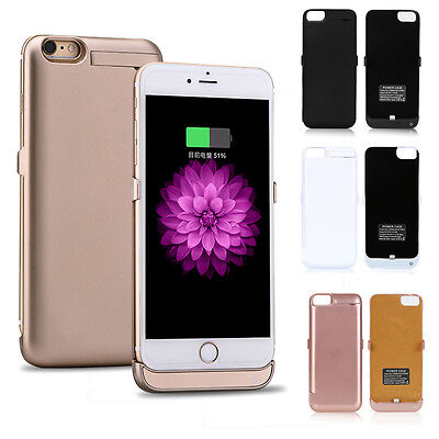 10000mAh Battery Case For Apple iPhone 7 plus Power Bank Backup Charger Cover XN