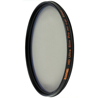 Zomei HD Slim MC-CPL Circular Polarizing Filter 58/67/72/77/82mm For camera Lens