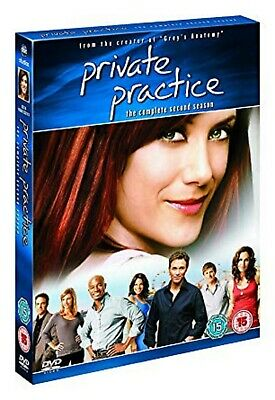 Private Practice Complete Season 2 DVD Kate Walsh UK Release Brand New Sealed R2