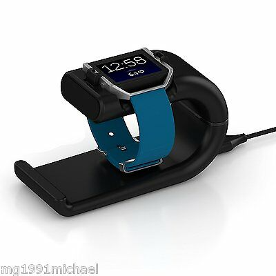 Fitbit Blaze Charger USB Charging Dock Station Cradle Smart Fitness XIEMIN Watch