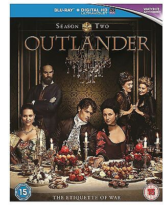 Outlander Complete Series 2 Blu Ray Out Lander Second Season Original UK Release