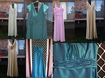New with Tags - Ladies Formal Occassion Dresses x 5 - Various Sizes