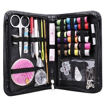 38Pcs of Set Home Thread Threader Needle Tape Measure Scissor Sewing Kit Selling