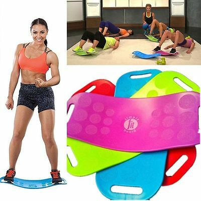 Newest SIMPLY FIT BOARD Balance Board AS SEEN ON TV Home Tool,New, Free Shipping