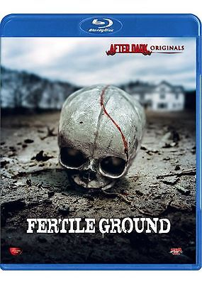 FERTILE GROUND // BLU RAY neuf
