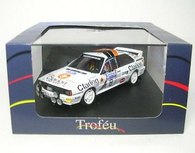 Audi Quattro No. 8 RAC Rally 1985