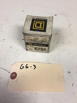 New Schneider Electric Square D 2 Position Selector Switch  9001KS11B Warranty