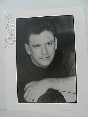 William Atherton Actor Ghostbusters Authentic Signed Autograph 8 x 10  Photo