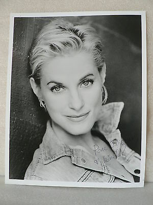 HELENE UDY American Actress  AUTHENTIC AUTOGRAPH SIGNED PHOTO 8 X 10