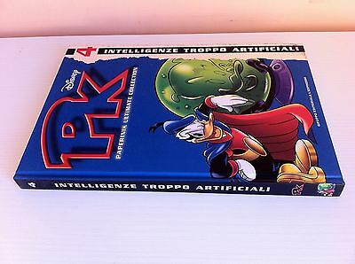Pk Paperinik Ultimate Collection N. 4 Intelligenze Troppo Artificiali Disney