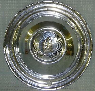 "1951 52 53 Hubcap 15"" Plymouth Cranrook, Belvedere, Savoy"
