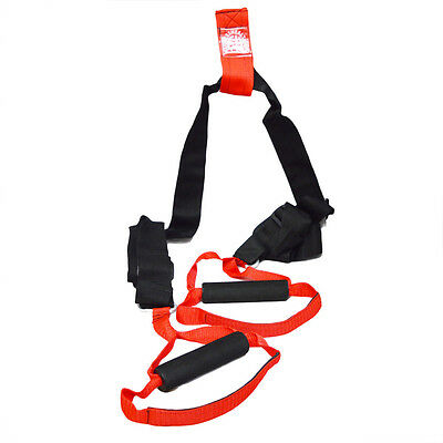 Fhx Pro Suspension Trainer Straps Kit Crossfit Mma Gym Fitness Boxing
