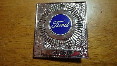 Ford Motor Company Guard Badge Ford Mustang Ford T Bird