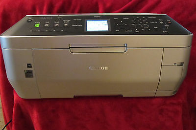 Canon Pixma Mx860 All-In-One Inkjet Printer, Copier, Scanner, Fax Free Shipping!