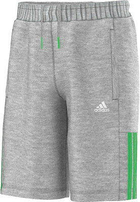 adidas Jungen Trainingsshorts Essentials Mid 3S Knit French Terry Short