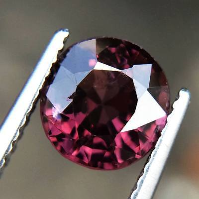 1.86ct Natural Cushion Purple Spinel Myanmar #R