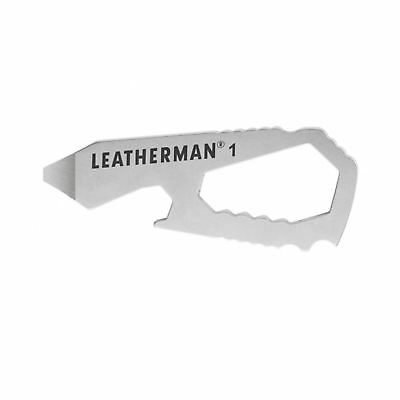 Leatherman By The Numbers #1 Pocket Tool LTN1 - Multi Tool Wrench Opener