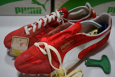 Puma Makanudo Sprinter Sneaker Trainers Schuhe West Germany Vintage 70s 80s 8,5