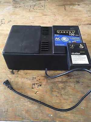 Zareba Ac Low Impedance Electric Fence Charger, No. EAC100M-Z/A100/5000