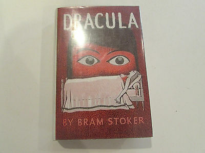Dracula, by Bram Stoker -1927 - Very Rare Early Edition,  Antique Hardcover Book