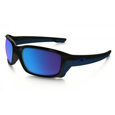 Lunettes Oakley Straightlink Polished Black Sapphire Iridium