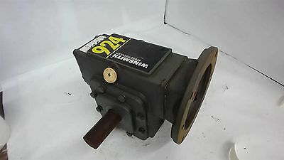 Winsmith Left Angle Gear Reducer, 924Mdn, 60:1 Ratio, .66 Input Hp
