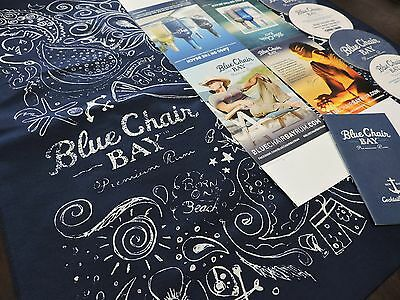 Kenny Chesney Blue Chair Bay Lot (ALL BRAND NEW!!!)