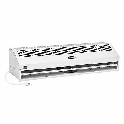 "Aerial Titan-1 36"" (Inch) 1200 CFM Super Power Air Volume Indoor Air Curtain"