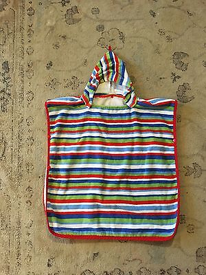 Hooded Towel. Beach Towel For Kids. One Size