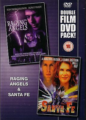 Racing Angels Nad Santa Fe DVD Sean Patrick Flanery UK Release Brand New Sealed