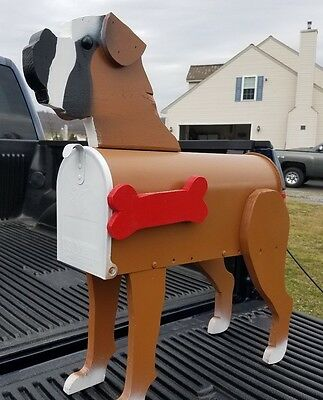 Boxer Mailbox - Lancaster County, PA