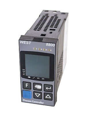 WEST 8800 8800-114-0000F-069 Temperature Process Controller